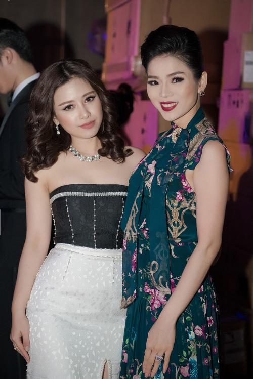 Dương Hoàng Yến khoe sắc bên đàn chị Lệ Quyên - 2
