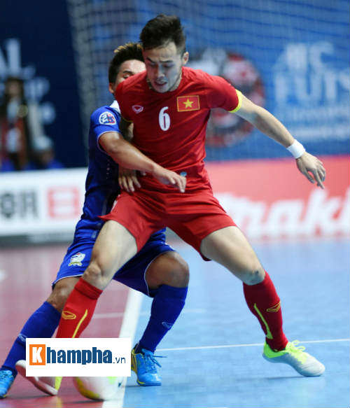Futsal Việt Nam Thái Lan - 2