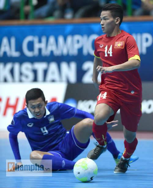 video futsal viet nam vs thai lan - 5