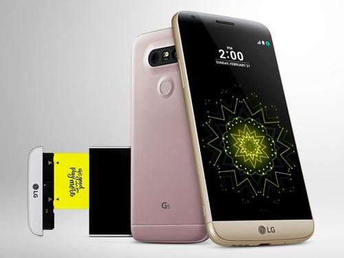 """LG G5 trình làng: """"Thay da đổi thịt"""" - 1"""
