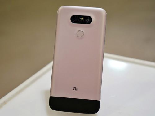 """LG G5 trình làng: """"Thay da đổi thịt"""" - 3"""