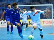 Bóng đá - Futsal VN phải đá Thái Lan bằng chiến thuật chứ không đua sức