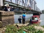 Tin tức trong ngày - Đi chùa, nam thanh niên bất ngờ nhảy sông tự tử