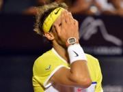 Thể thao - Tin thể thao HOT 21/2: Lại thua, Nadal thừa nhận thiếu tự tin