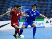 Bóng đá - Chi tiết futsal Việt Nam - Thái Lan: Sức mạnh vượt trội (KT)