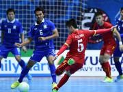 Bóng đá - Futsal Thái Lan thắng Việt Nam do…bất đồng nội bộ