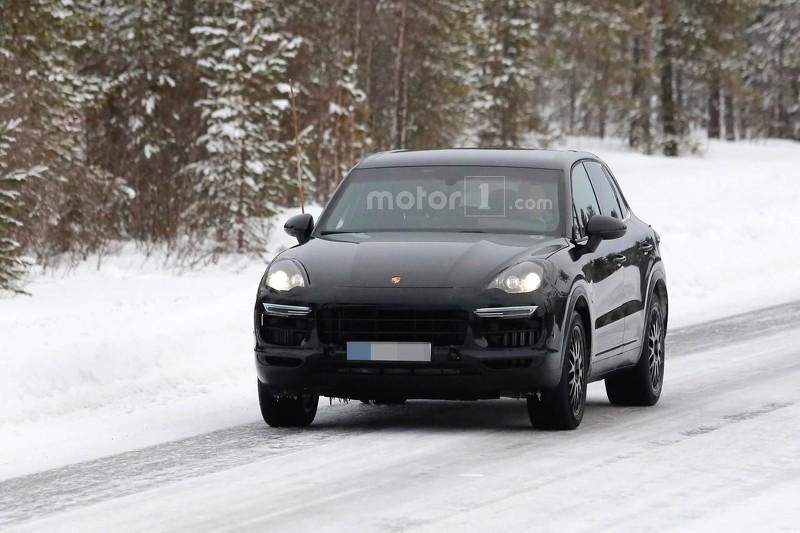"""Porsche Cayenne 2018 """"hiện nguyên hình"""" - 2"""