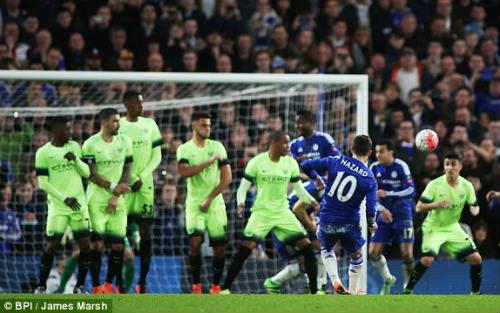 Video Chelsea vs Man City - 1