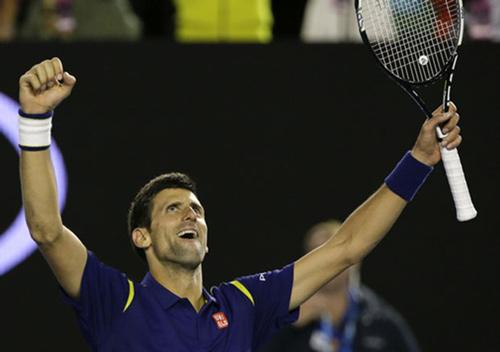 Dubai ngày 1: Djokovic viết tiếp những kỷ lục - 1