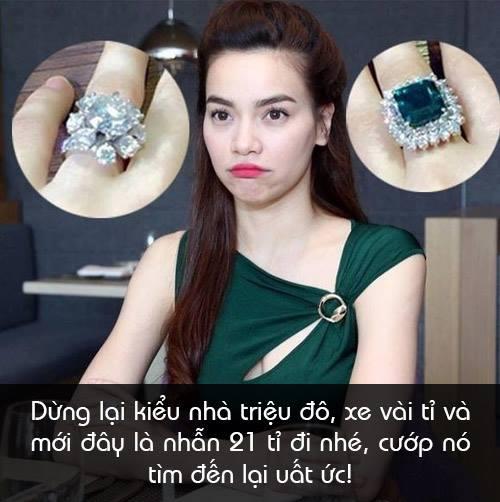 300 ngày yêu sóng gió của Hà Hồ và đại gia kim cương - 2