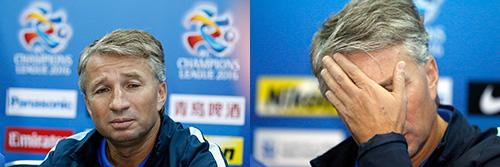 """""""Vua V-League"""" thiếu chuyên nghiệp khi dự AFC Champions League - 2"""