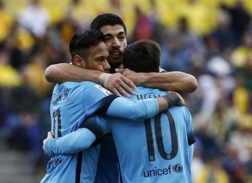 HLV Wenger: Đây là cơ hội tốt nhất để thắng Barcelona - 1