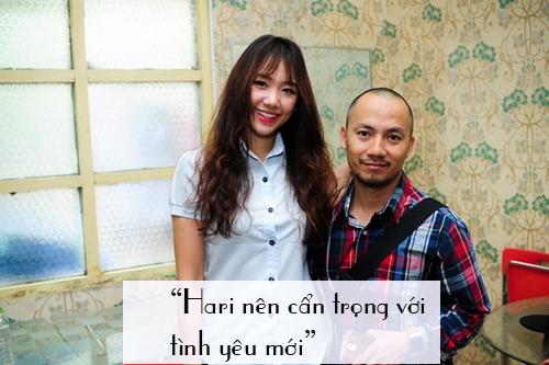 """9 phát ngôn tình ái """"sốc tận nóc"""" của sao Việt 2015 - 6"""