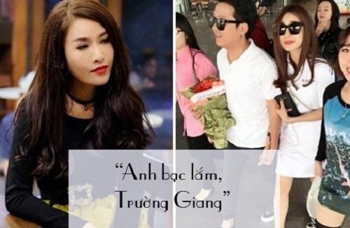 """9 phát ngôn tình ái """"sốc tận nóc"""" của sao Việt 2015 - 5"""