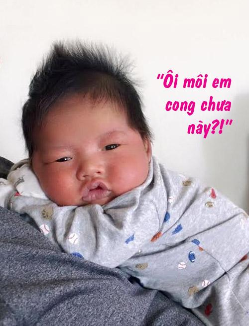 """Dáng ngủ đáng yêu của """"hoàng tử bé"""" nhà Ngọc Quyên - 3"""
