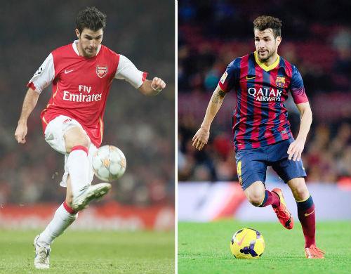 Arsenal đấu Barca: Những viên gạch nối cho bóng đá đẹp - 2