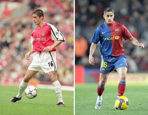 Arsenal đấu Barca: Những viên gạch nối cho bóng đá đẹp - 4