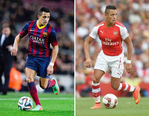 Arsenal đấu Barca: Những viên gạch nối cho bóng đá đẹp - 5