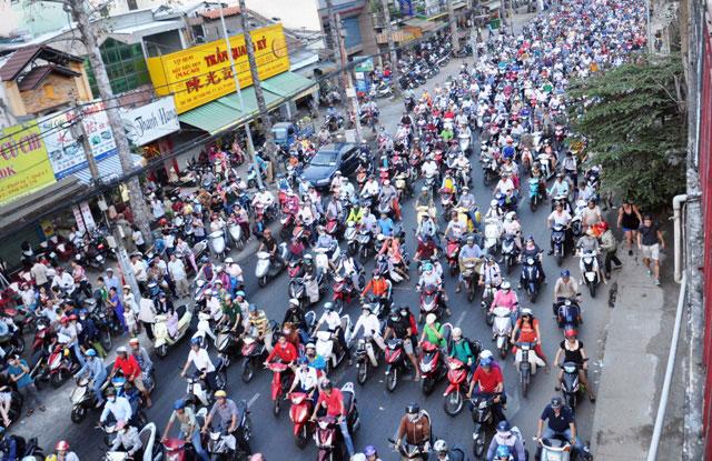 Ảnh: Lễ hội đường phố Tết Nguyên tiêu của người Hoa ở Sài Gòn - 15