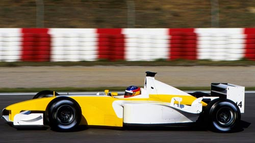 """Thử xe F1: Khi """"những chú tắc kè hoa"""" xuất hiện - 3"""