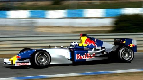 """Thử xe F1: Khi """"những chú tắc kè hoa"""" xuất hiện - 4"""