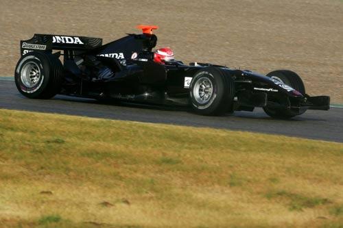 """Thử xe F1: Khi """"những chú tắc kè hoa"""" xuất hiện - 5"""