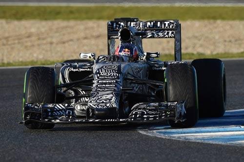 """Thử xe F1: Khi """"những chú tắc kè hoa"""" xuất hiện - 8"""