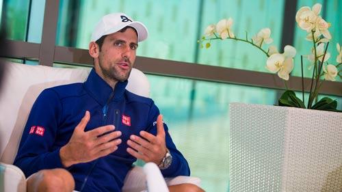 Djokovic – Robredo: Tốc độ ánh sáng (V1 Dubai) - 1