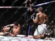 Thể thao - UFC: Hạ đo ván đối thủ rồi... quỳ gối cầu nguyện