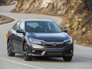 Honda Civic 2016 lần đầu xuất hiện tại Đông Nam Á