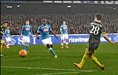 Napoli - Milan: Kỳ phùng địch thủ - 1