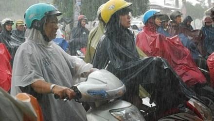 Miền Bắc chìm trong mưa rét, Hà Nội 12 độ C - 1