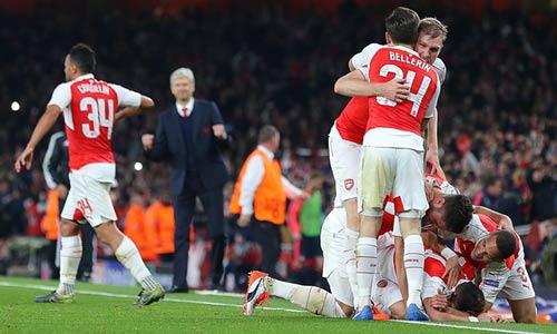 """Arsenal – Barca: """"Ngọn núi"""" khó vượt qua - 3"""