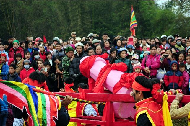 """Lễ hội rước """"của quý"""": Việt Nam không bắt chước Nhật Bản - 3"""