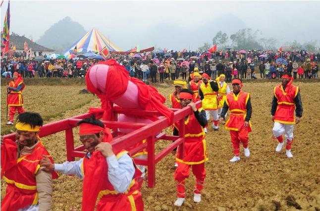 """Lễ hội rước """"của quý"""": Việt Nam không bắt chước Nhật Bản - 2"""
