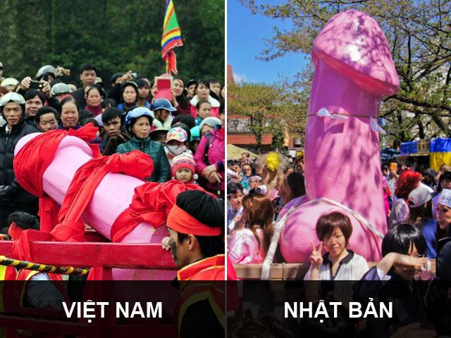 """Lễ hội rước """"của quý"""": Việt Nam không bắt chước Nhật Bản - 1"""