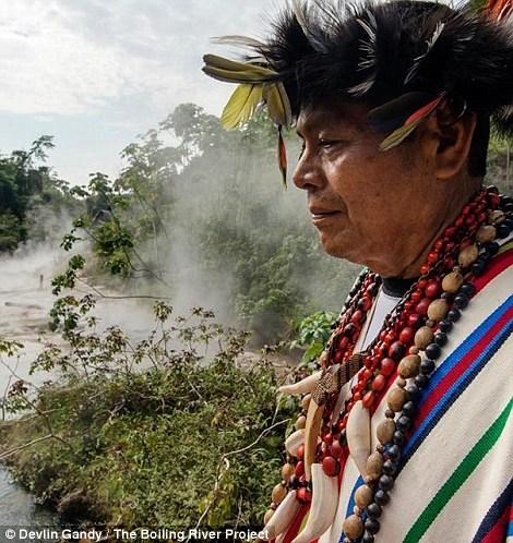 Dòng sông nước nóng huyền bí giữa lòng Amazon - 3