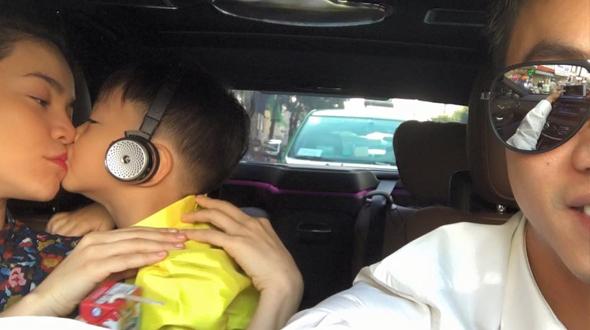 Quốc Cường cắt đứt quan hệ với Hà Hồ trên Facebook - 3