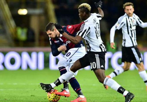 Tiêu điểm V26 Serie A: Juventus lỡ kỷ lục, Dzeko thành trò hề - 1