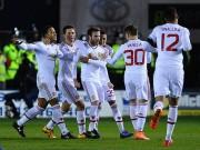 Bóng đá - Chi tiết Shrewsbury - MU: 10 thắng 11 (KT)
