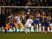 Bóng đá - Siêu phẩm đá phạt của Mata: Học lỏm CLB vô danh