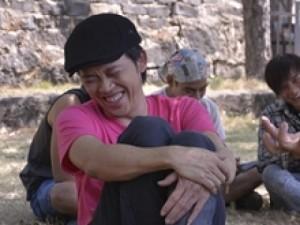 Ngôi sao điện ảnh - Hoài Linh cười tươi sau tin đồn nhà thờ Tổ bị dỡ bỏ