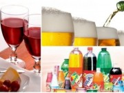 An toàn thực phẩm - Những loại thực phẩm cấm kỵ dùng với nước có ga