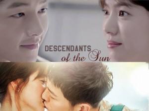 Hậu trường phim - Song Joong Ki và Song Hye Kyo đóng tình nhân tuyệt đẹp