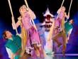Choáng ngợp hình ảnh lung linh của nhạc kịch Disney trên băng