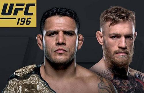 """UFC: Đối thủ của """"Gã hề"""" McGregor bất ngờ rút lui - 1"""