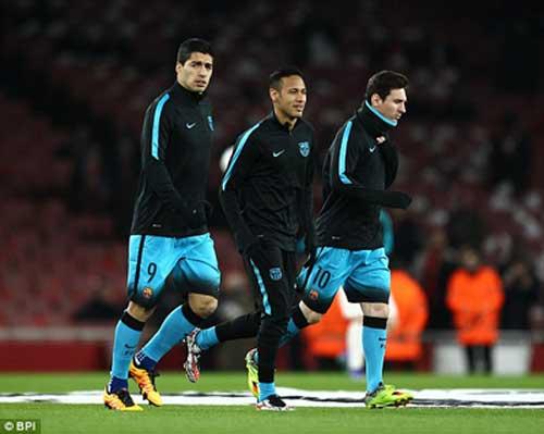 Chi tiết Arsenal – Barca: Người hùng Messi (KT) - 7
