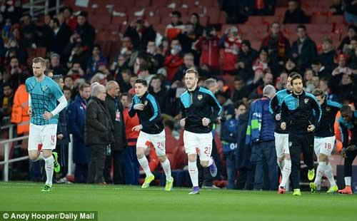 Chi tiết Arsenal – Barca: Người hùng Messi (KT) - 8