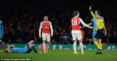 Chi tiết Arsenal – Barca: Người hùng Messi (KT) - 3