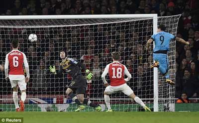 Chi tiết Arsenal – Barca: Người hùng Messi (KT) - 5
